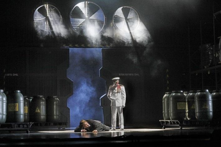 R. Wagner: Tristan a Izolda, Metropolitná opera New York, 2016, foto: Kristian Schuller