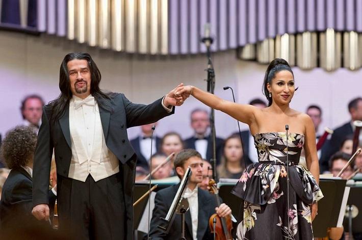 Tutto Verdi, koncert agentúry Kapos, 2016, Dalibor Jenis, Svetlana Kasyan, foto: © PANER