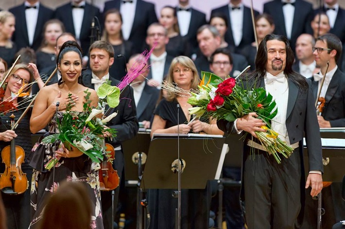 Tutto Verdi, koncert agentúry Kapos, 2016, Svetlana Kasyan, Dalibor Jenis, foto: © PANER