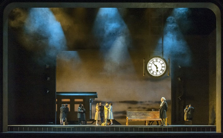 W. A. Mozart: Così fan tutte, Royal Opera House, 2016, foto: Stephen Cummiskey