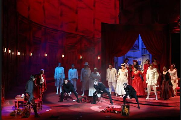 W. A. Mozart: Don Giovanni, Opera SND, foto: Ctibor Bachratý