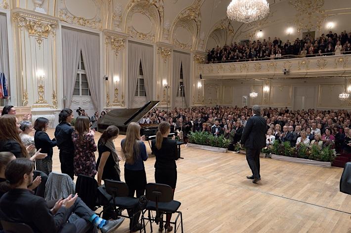 Bratislavské hudobné slávnosti 2016, Boris Berezovsky, foto: Ján Lukáš