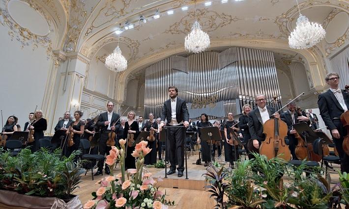 Bratislavské hudobné slávnosti, 2016, Juraj Valčuha, Philharmonia Orchestra London, foto: Ján Lukáš