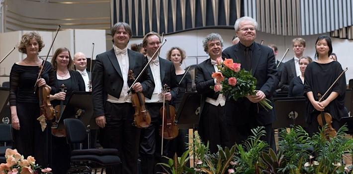 Bratislavské hudobné slávnosti 2016, Semyon Bychkov, Emanuel Ax, Royal Concertgebouworchestra Amsterdam, foto: Ján Lukáš