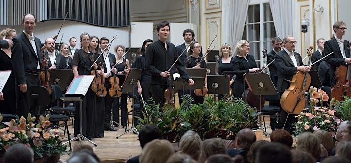 Bratislavské hudobné slávnosti, 2016, Stefan Jackiw, Philharmonia Orchestra London, foto: Ján Lukáš
