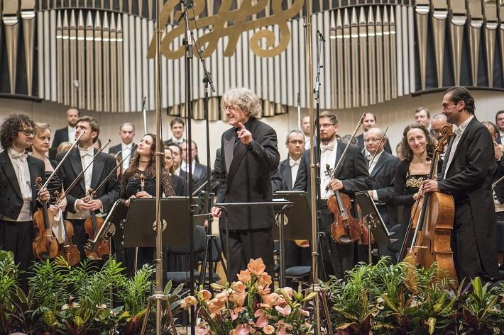Bratislavské hudobné slávnosti 2016, otvárací koncert, James Judd, Slovenská filharmónia, foto: Alexander Trizuljak