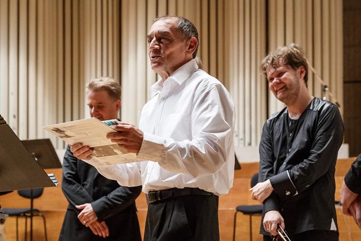 Epoché 2016, Marián Lejava, Jevgenij Iršai, Milan Paľa, foto: Peter Drežík