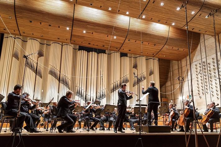 Epoché 2016, Milan Paľa, Marián Lejava, Symfonický orchester Slovenského rozhlasu, foto: Peter Drežík
