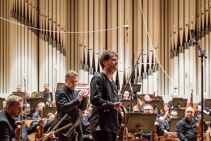 Epoché 2016, Marián Lejava, Milan Paľa, Symfonický orchester Slovenského rozhlasu, foto: Peter Drežík