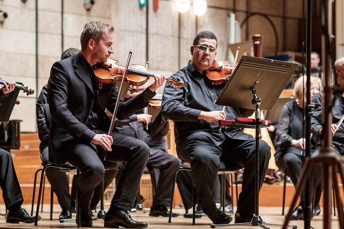 Epoché 2016, Symfonický orchester Slovenského rozhlasu, foto: Peter Drežík