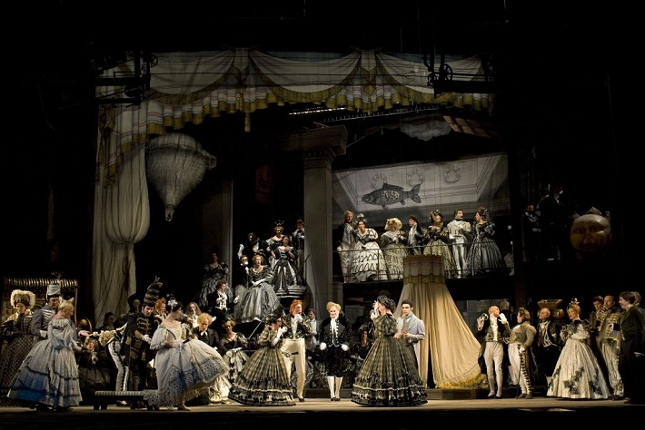 J. Offenbach: Hoffmanove poviedky, Royal Opera House, foto: ROH