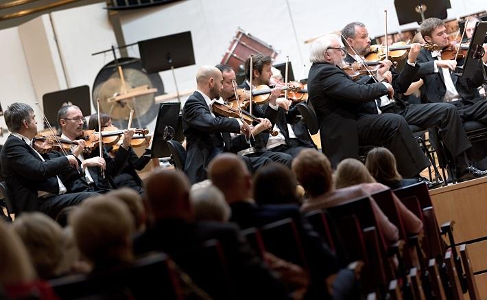 Koncert Slovenskej filharmónie, 2016, Slovenská filharmónia, foto: Ján Lukáš