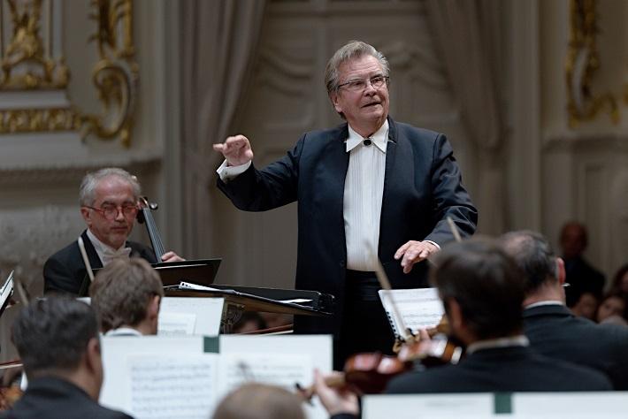 Koncert Slovenskej filharmónie, 2016, Vladimir Fedosejev, Slovenská filharmónia, foto: Ján Lukáš