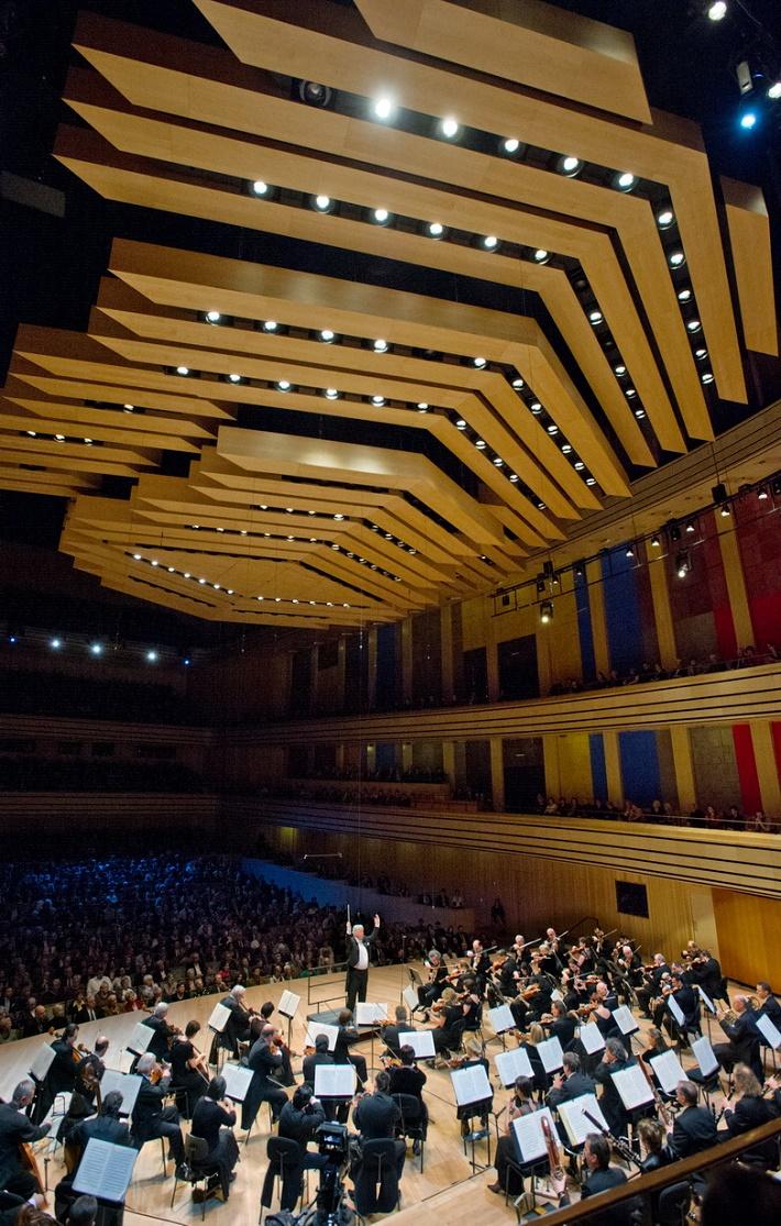 Maďarská národná filharmónia Budapešť, foto: Gábor Fejér