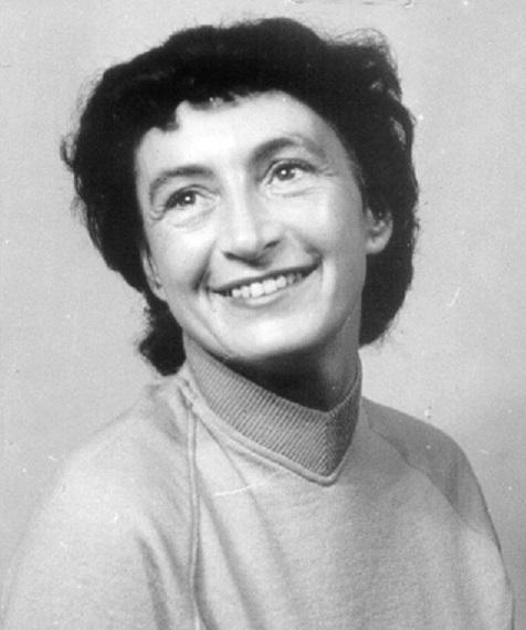 Margita Česányiová (1911 – 2007)