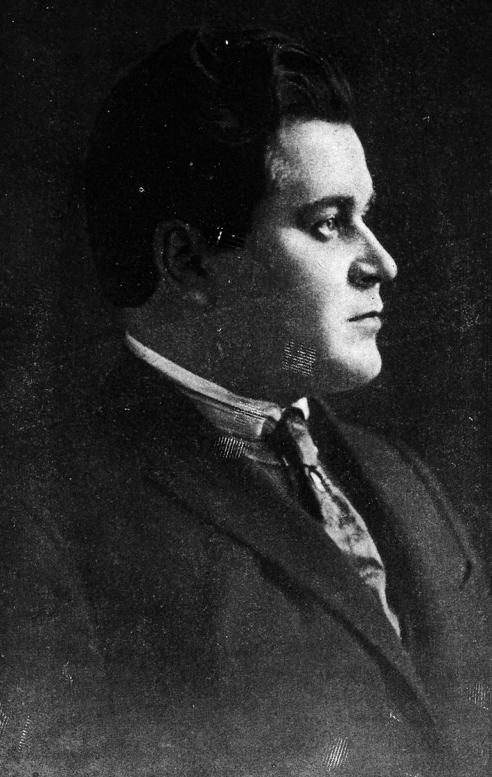 Roman Hübner (1891 – 1964), foto: Archív DÚ