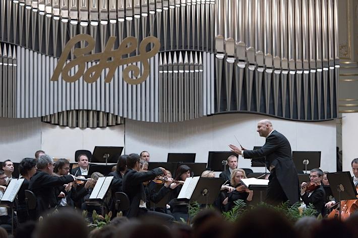 Bratislavské hudobné slávnosti, 2016, Emmanuel Villaume, PKF – Prague Philharmonia, foto: Ján Lukáš