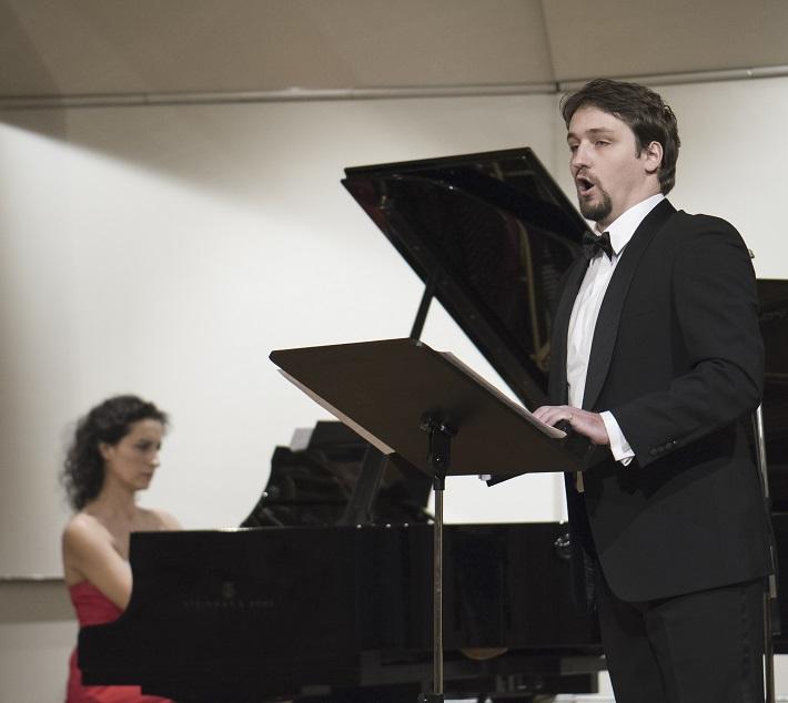 Bratislavské hudobné slávnosti, 2016, Jordana Palovičová, Pavol Kubáň, foto: Alexander Trizuljak