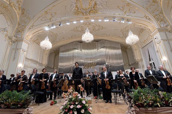 Bratislavské hudobné slávnosti 2016, Michael Sanderling, Drážďanská filharmónia, foto: Ján Lukáš