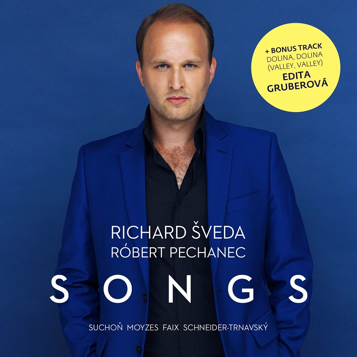 CD Richarda Švedu, 2016, Suchoň, Moyzes, Faix, Schneider-Trnavský: Songs