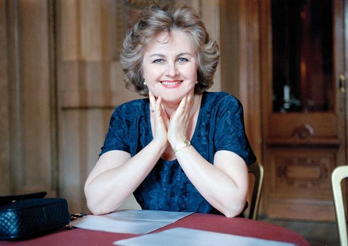 Edita Gruberová, foto: Axel Zeininger