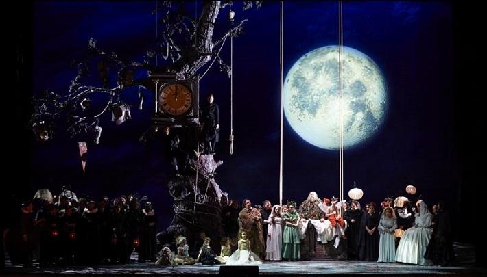 G. Verdi: Falstaff, Viedenská štátna opera, 2016, foto: Michael Pöhn