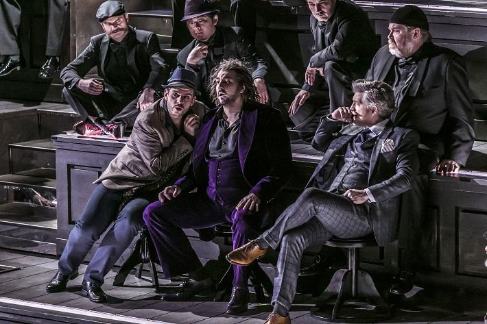 J. Offenbach: Hoffmannove poviedky, Sächsische Staatsoper Dresden, 2016, foto: Jochen Quast