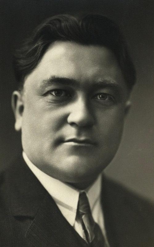 Karel Zavřel (1891 – 1963), foto: Archív DÚ