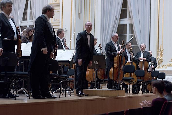 Koncert Slovenskej filharmónie, 2016, Leoš Svárovský, Jozef Chabroň, foto: Ján Lukáš
