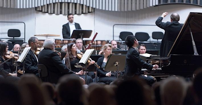 Koncert Slovenskej filharmónie, 2016, Takashi Yamamoto, Leoš Svárovský, Slovenská filharmónia, foto: Ján Lukáš