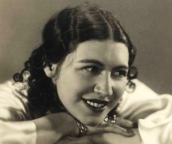 Nelly Bakošová (1901 – 1979), foto: Archív DÚ