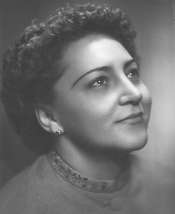 Elena Lembovičová-Ivanová (1912 – 1999), foto: Archív DÚ