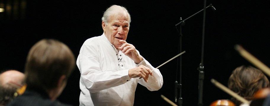 Georges Prêtre (1924 – 2017), foto: Francois Goillot