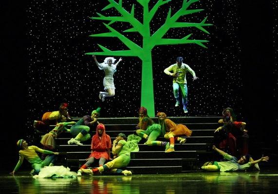 W. A. Mozart: Čarovná flauta, Opera SND, 2009, foto: Ctibor Bachratý