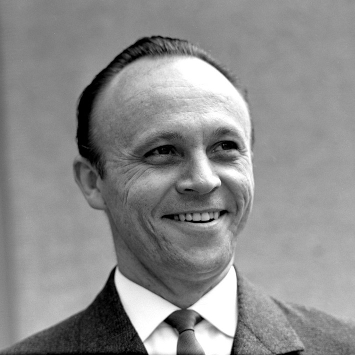 Zdeněk Macháček (1928 – 2017), foto: Anton Šmotlák, Archív HC