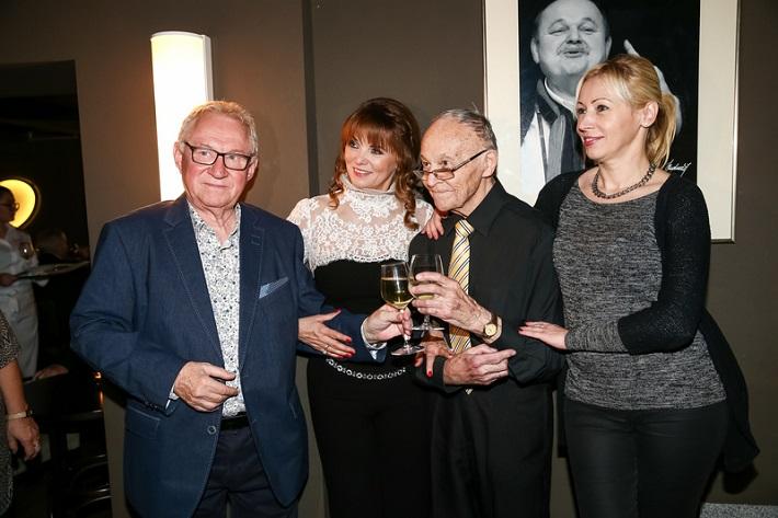 Zdeněk Macháček po koncerte k 70. výročiu vzniku Divadla Nová scéna, foto: Emil Vaško