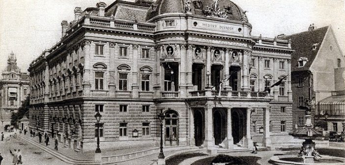 Mestské divadlo v Prešporku v rokoch 1902 – 1920 (7)