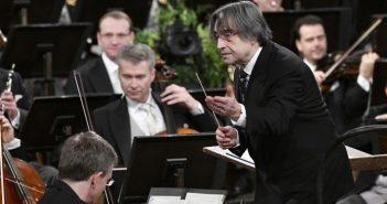 bd299b53d Novoročný koncert Viedenských filharmonikov 2018 dirigoval Riccardo Muti