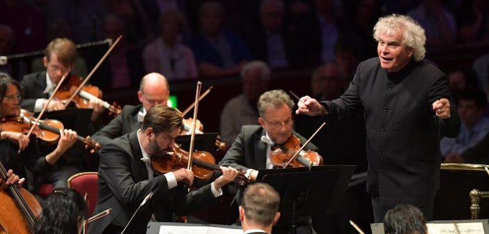 Sir Simon Rattle končí na poste šéfdirigenta Berlínskej filharmónie