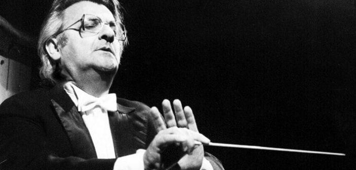 Spomíname na dirigenta Borisa Velata