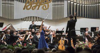 Posledné tóny 54. ročníka Bratislavských hudobných slávností v romantickom duchu