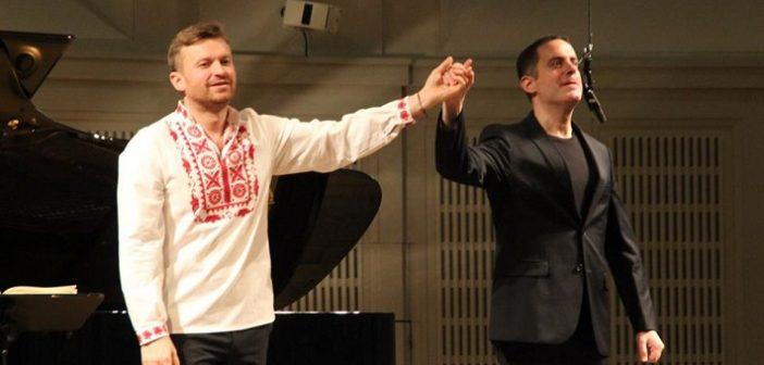 Pavol Bršlík vo viedenskom Konzerthause
