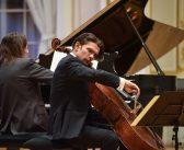Violončelový recitál v Bratislave s dvomi sólistami