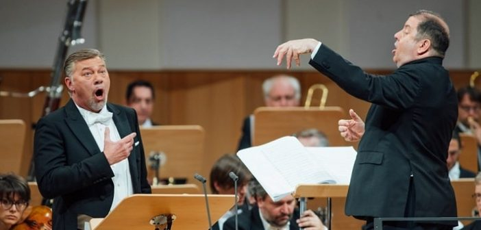 Schubertova Labutia pieseň a René Pape otvorili Drážďanské hudobné slávnosti