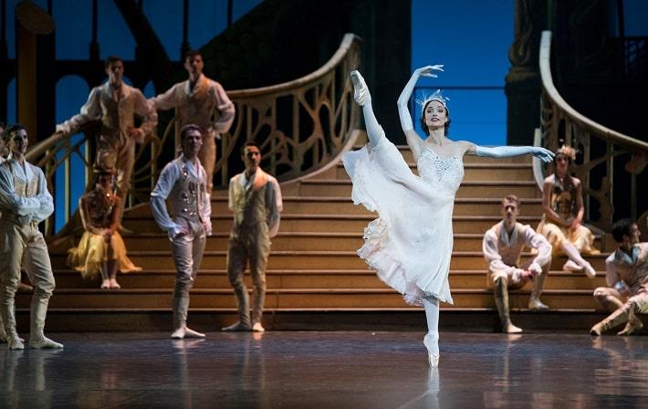 cb08c3c8b Prokofievov balet Popoluška z Paríža v sieti kín CINEMAX - Opera ...
