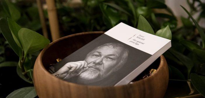 Hudobné centrum uviedlo knižnú novinku Petra Mikuláša – Ako spievať prvú ligu
