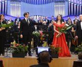 Adventný koncert ozdobila Slávka Zámečníková