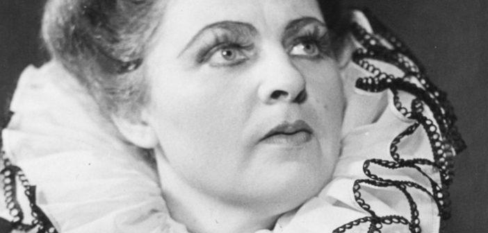 K storočnici Štefánie Hulmanovej, rovesníčky Slovenského národného divadla