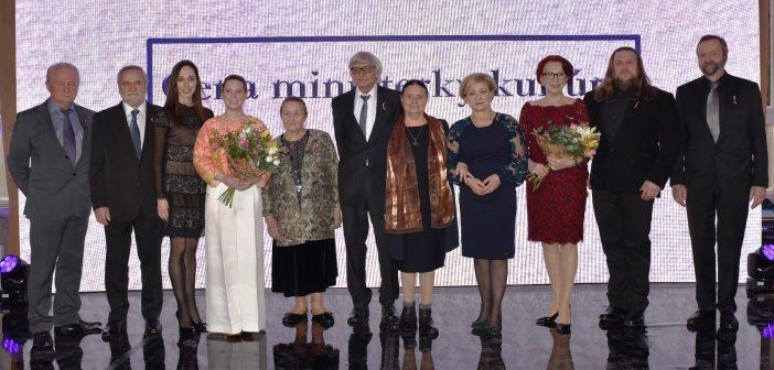 Laureáti Ceny ministerky kultúry za rok 2019 sú známi