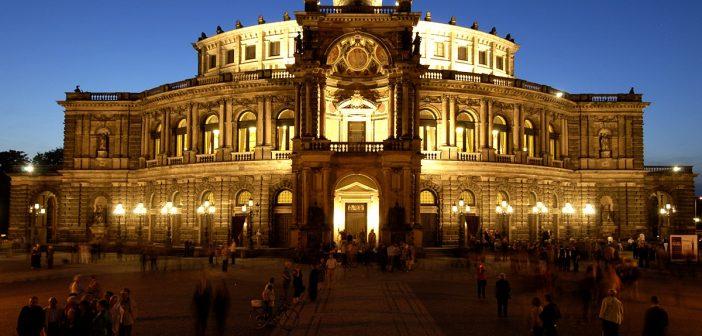 A predsa sa bude hrať! Semper Essenz – nová sezóna v Semperovej opere v Drážďanoch